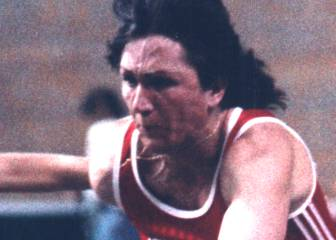 Hortelano: Donkova batió 5 récords con 3 dedos amputados