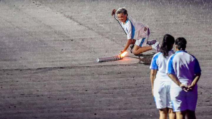 Marcia Malsar, primera heroína de los Juegos Paralímpicos
