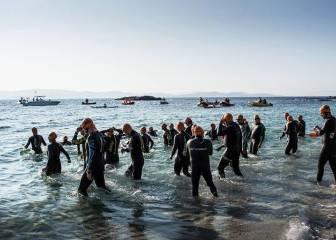 A por la segunda de las tres coronas atlánticas: toca nadar