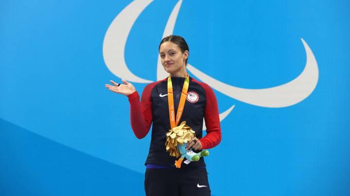 La sargento Elizabeth Marks, de Irak al oro en los Juegos de Río
