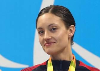 La sargento Elizabeth Marks, de Irak al oro en los Juegos