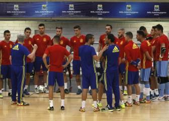 Irán, duro rival para el debut mundialista de España