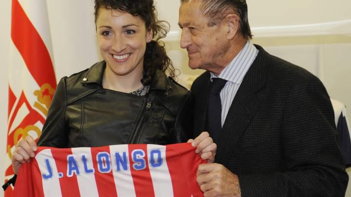 Jéssica Alonso, otra Guerrera que ha decidido retirarse