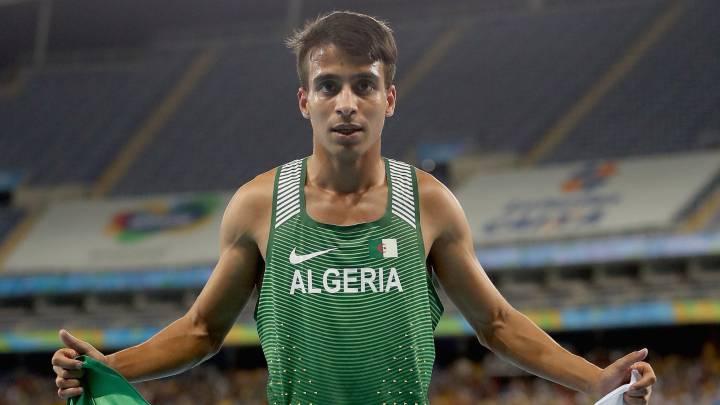 El campeón paralímpico de 1.500 habría ganado al olímpico