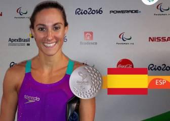 Sarai Gascón repite plata en 24 horas y Ariadna Edo es bronce