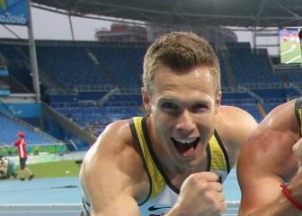 Markus Rehm, el 'Oscar Pistorius' de la longitud