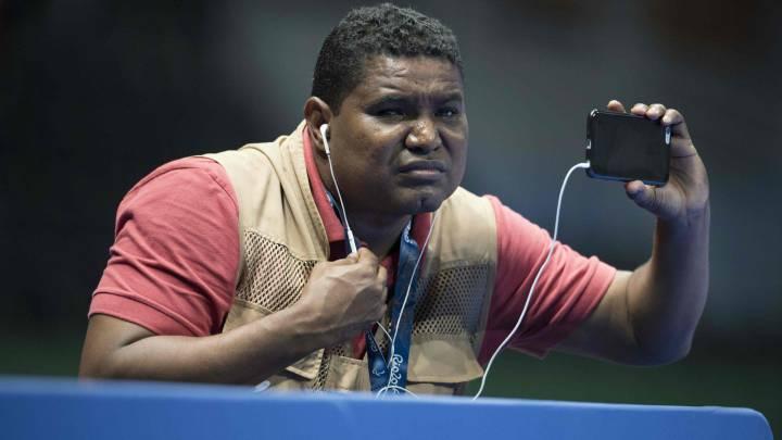 Un fotógrafo ciego rompe paradigmas en Río