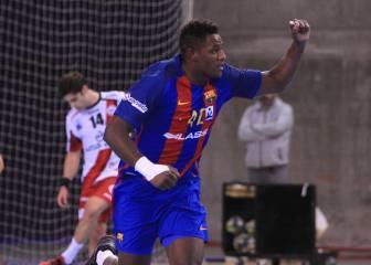 Entre Andersson y Gonzalo el Barça frena al Naturhouse