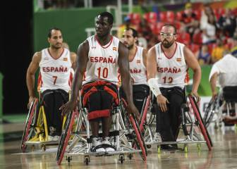 España rueda en busca de la medalla de oro ante EE UU