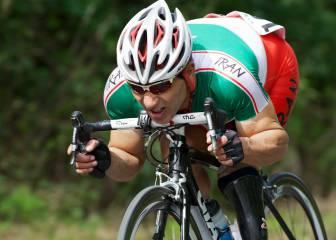 Fallece el ciclista Golbarnezhad tras sufrir una grave caída