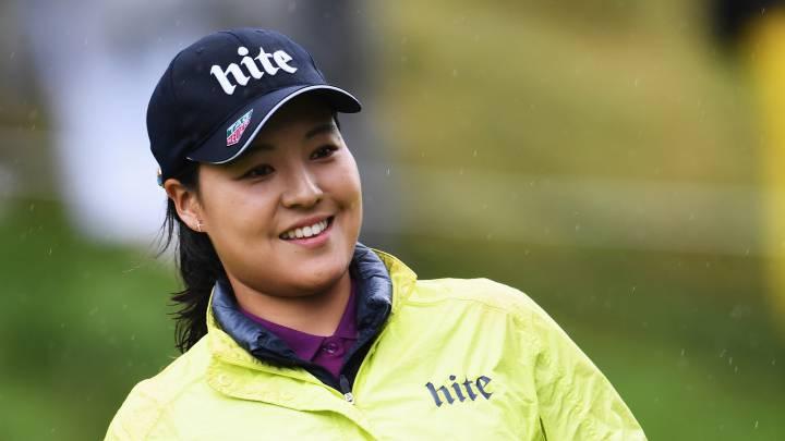 La surcoreana Chun In Gee se corona como reina en Evian