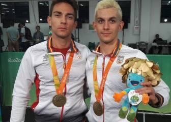 Gerard Descarrega consigue el oro en los 400 metros T11
