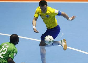 Falcao, máximo goleador de la historia de los Mundiales