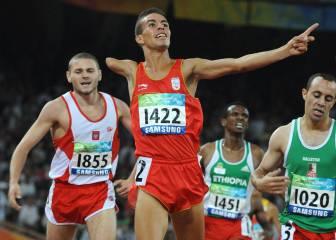 Abderramán Ait, una travesía larga en busca de la medalla