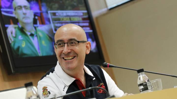 """Jordi Ribera: """"El objetivo es Tokio y todos los campeonatos"""""""