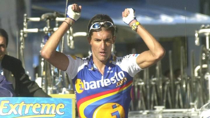 20-S: el 'Chava' Jiménez gana su última etapa en la Vuelta