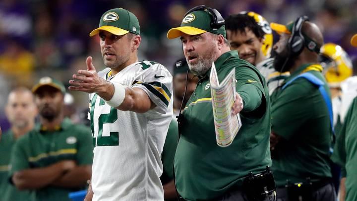 Mike McCarthy es el mayor problema de los Packers