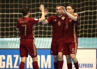 Rusia, posible rival español, y Paraguay echa a la anfitriona
