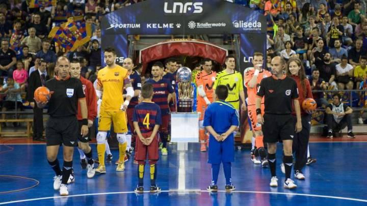 Habrá Liga: jugadores y LNFS firman un nuevo convenio