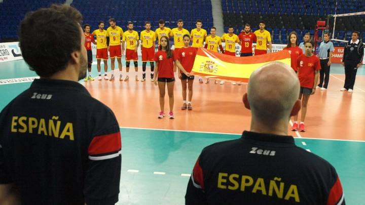 Ruiz y Fernández confían en que España gane a Montenegro