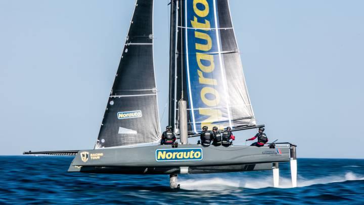 El 'Norauto' francés 'vuela' en Sotogrande