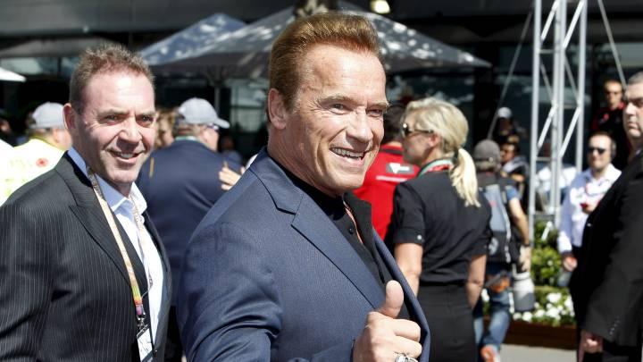 Arnold Schwarzenegger, el niño que cumplió su sueño