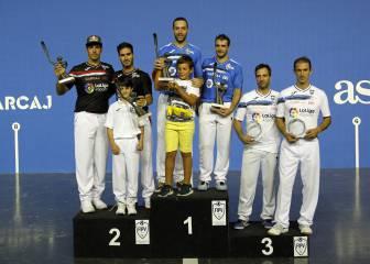 Imanol López le ganó el duelo a Goiko en Madrid