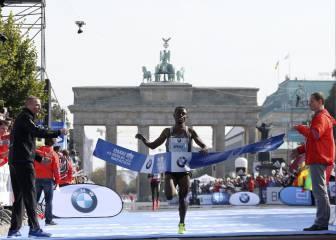 Bekele, a seis segundos del récord mundial de maratón