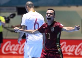 Rusia consuma su venganza y España se despide del Mundial