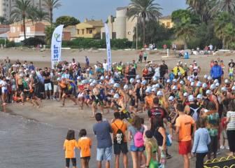 Mantecón y Koradej ganan el I Triatló El Puig-Huerto Sta. María