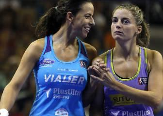 Alejandra Salazar y Marta Marrero, la nueva pareja a batir