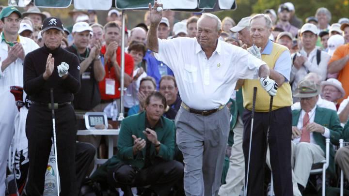 Las diez razones por las que Arnold Palmer cambió el golf