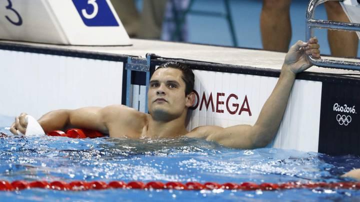 El oro olímpico Manaudou pasa a ser otro tránsfuga del deporte