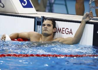 El oro olímpico Manaudou, otro tránsfuga del deporte