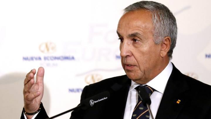 """Blanco: """"España es primera por cociente inversión/resultados"""""""