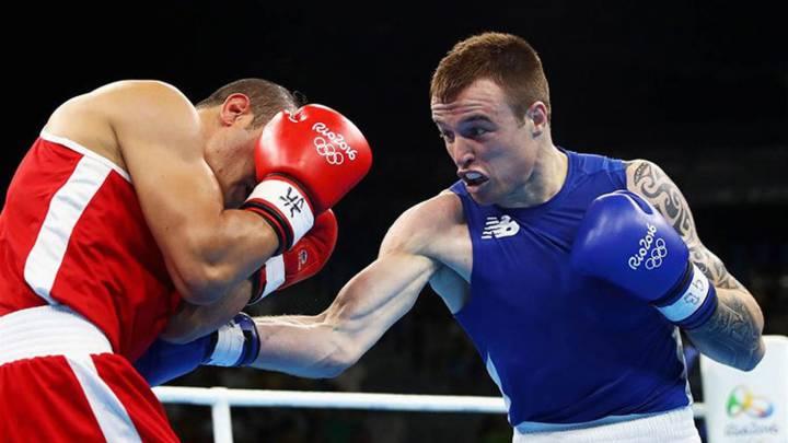 Tres boxeadores sancionados por hacer apuestas en Río