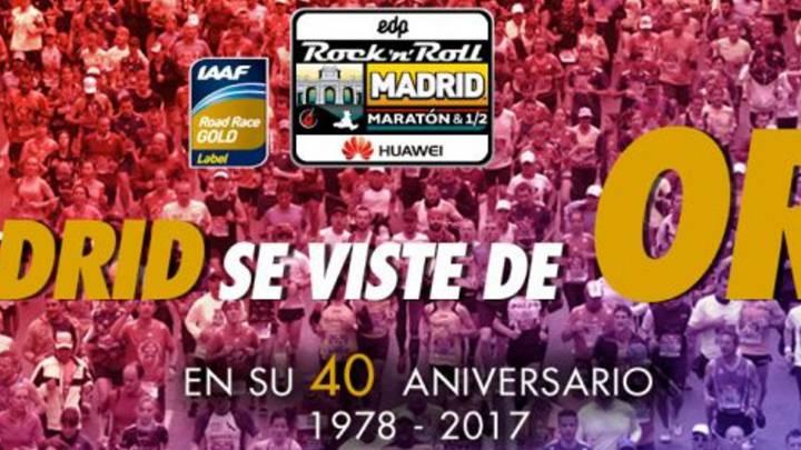 La Maratón de Madrid recibe la máxima distinción de la IAAF