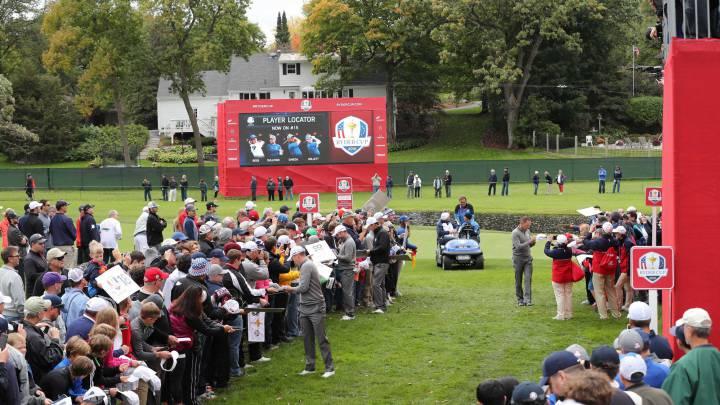 Llega la Ryder Cup: la tensión de EE UU ante la feliz Europa