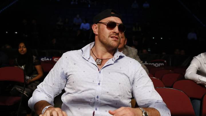 Tyson Fury, positivo por cocaína: podría perder sus títulos