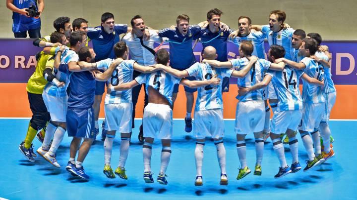 Rusia y Argentina deciden hoy nuevo dominador mundial
