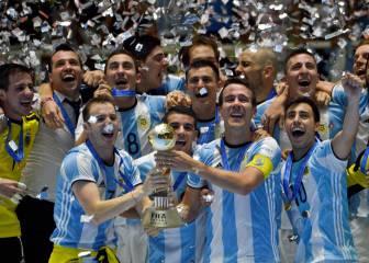 Argentina, campeona mundial