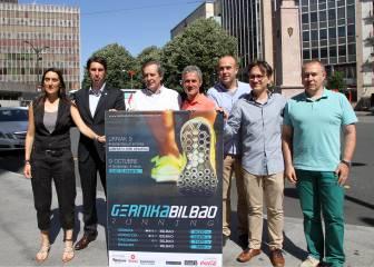 Llega la primera edición de la Gernika-Bilbao Running