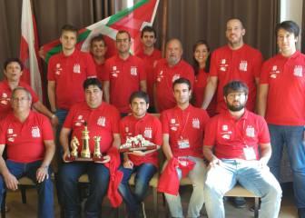 El Sestao EDP conquista su tercer título nacional