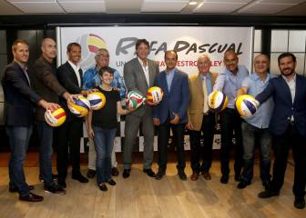 Rafa Pascual pretende ser el presidente