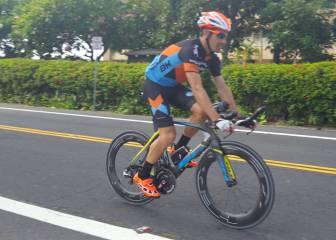 Iván Raña y Eneko Llanos salen al asalto del Ironman de Hawai