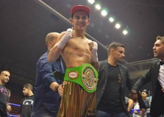Jonfer se proclama campeón del mundo júnior WBC