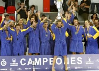 El Atlétic Barceloneta gana la Supercopa de España