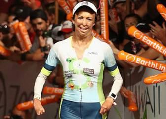 Turia Pitt acaba un Ironman con el 65% del cuerpo quemado