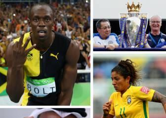 Los 15 mejores récords del deporte en el libro Guinness 2017