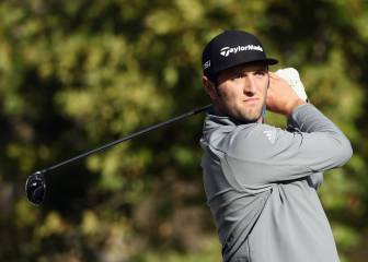 Scott Piercy lidera la tabla y Jon Rahm sigue en la pelea